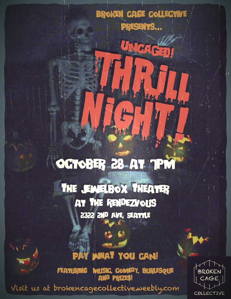 thrill night