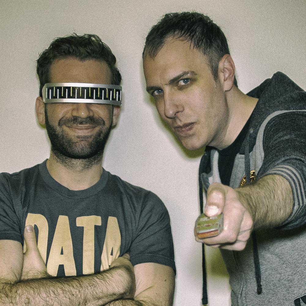 Jesse and Ian